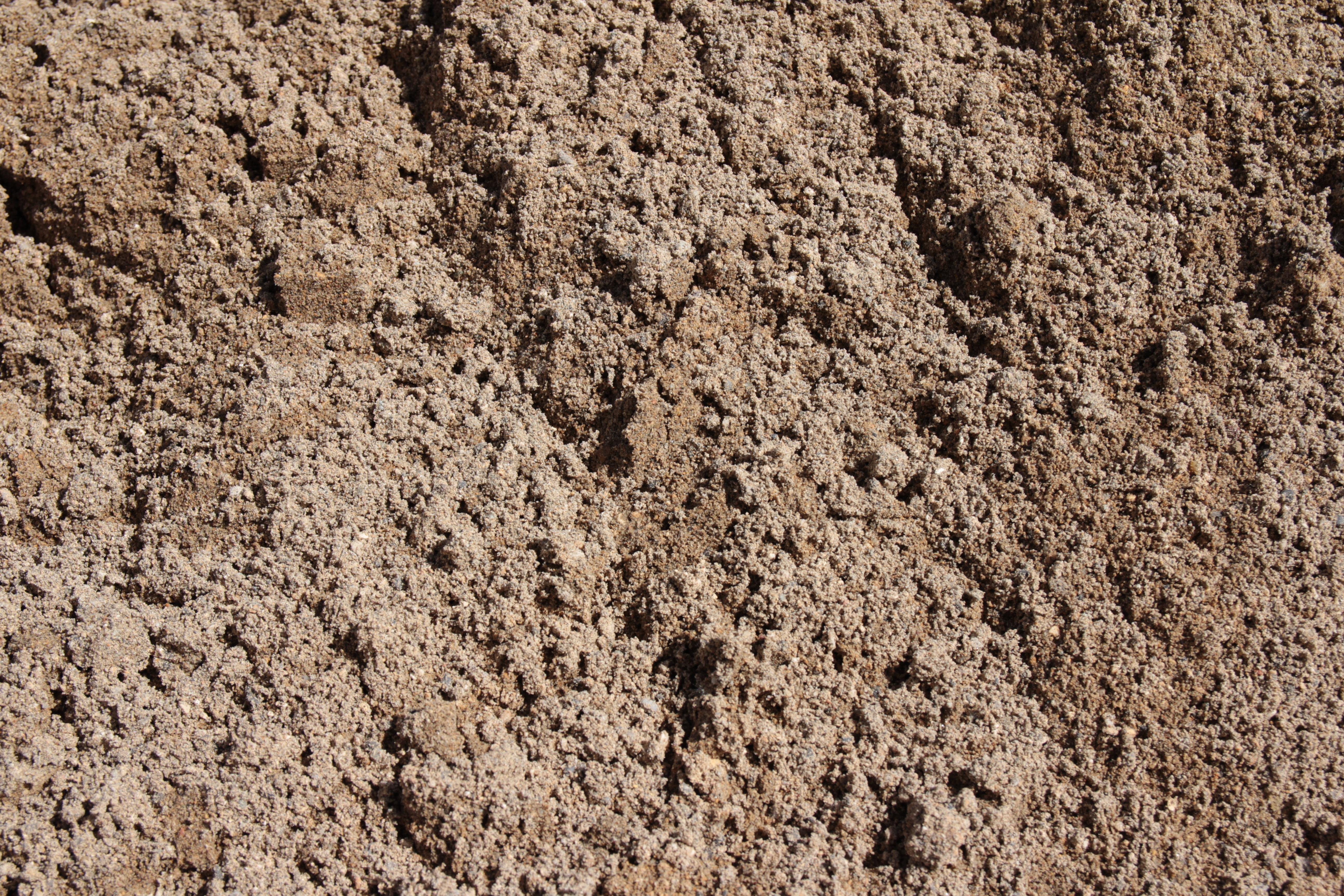 gewaschener Sand 0-4 mm